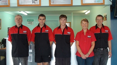 Repco Authorised Service Team