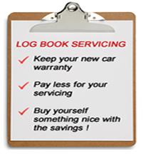 Log Book Servicing
