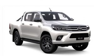 Hilux top leading car service